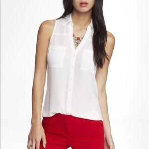 Sleeveless Portofino Shirt